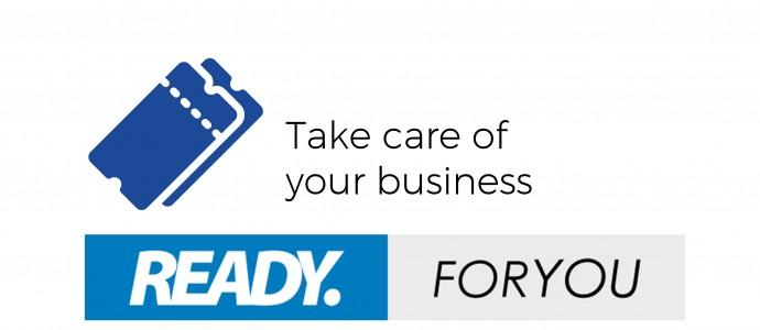 Nasce Ready.for.you, il nuovo servizio di supporto tecnico, semplice e affidabile
