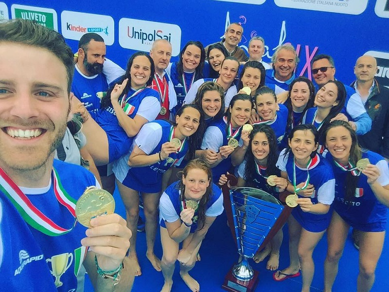 Lantech Plebiscito Padova, Campione d'Italia 2017