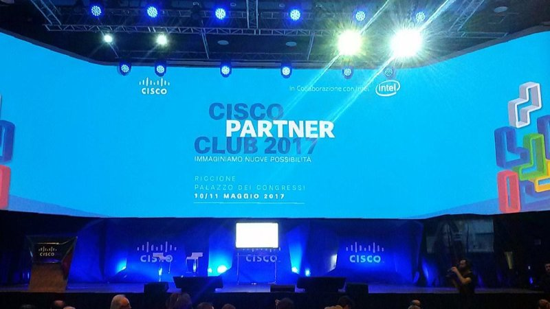 Cisco Partner Club: collaboration, industry 4.0 e sicurezza per il futuro del business