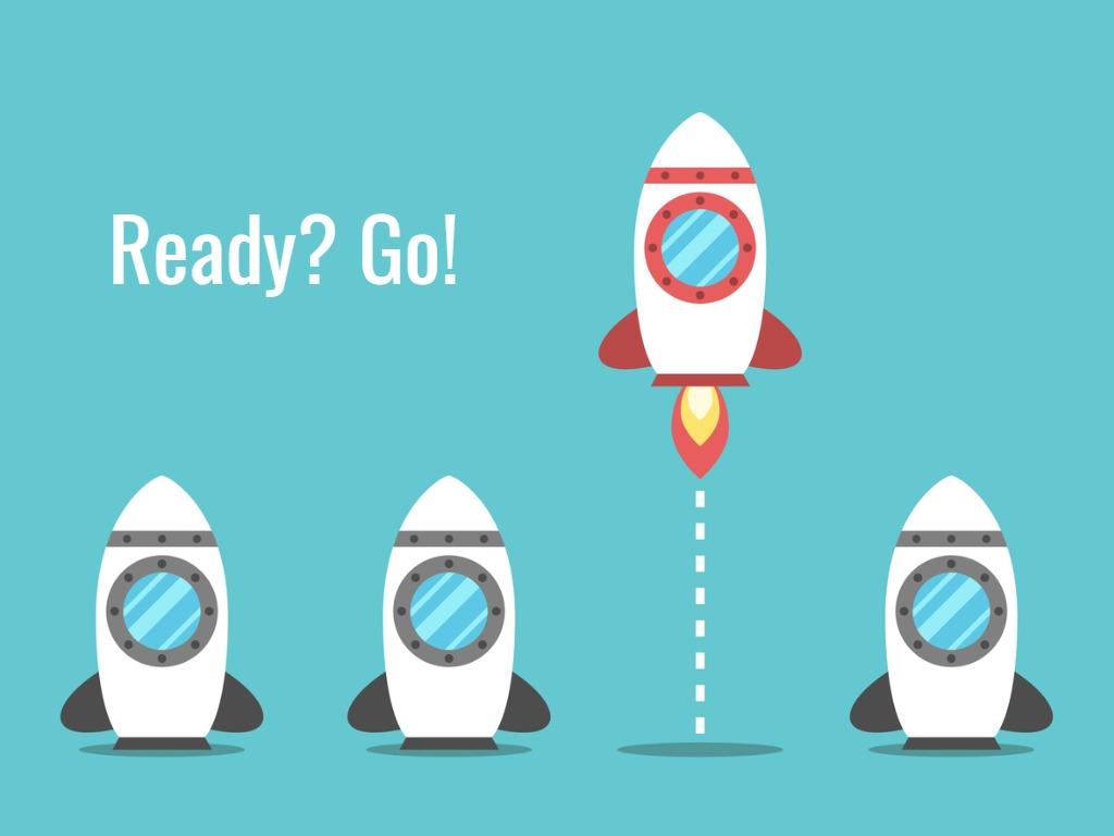 2018... ready? Go!