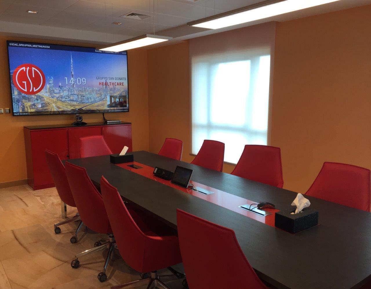 Lantech//Longwave con GSD Healthcare negli Emirati Arabi