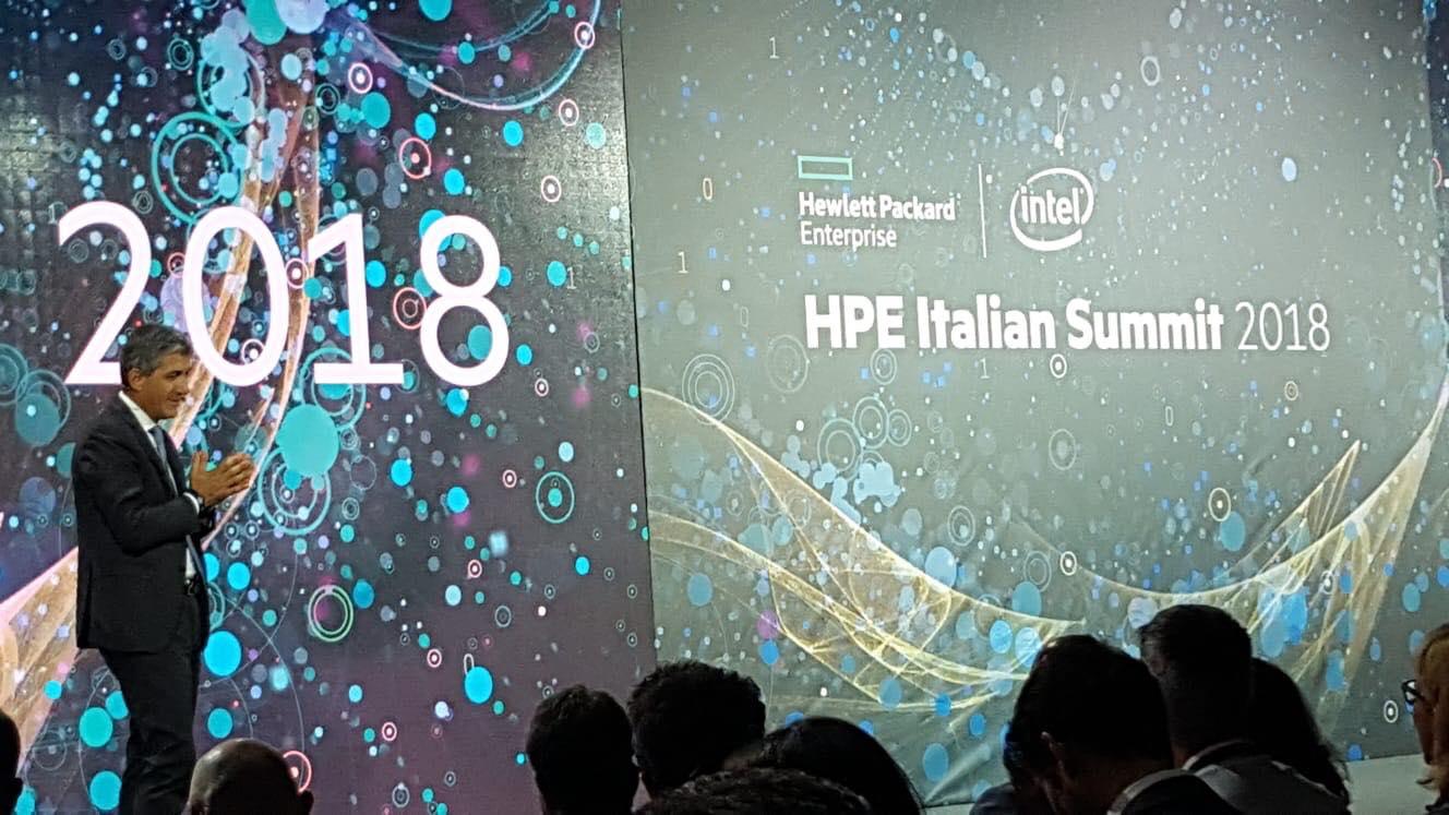 HPE Reimagine 2018 - L'innovazione tecnologica al servizio della trasformazione del business