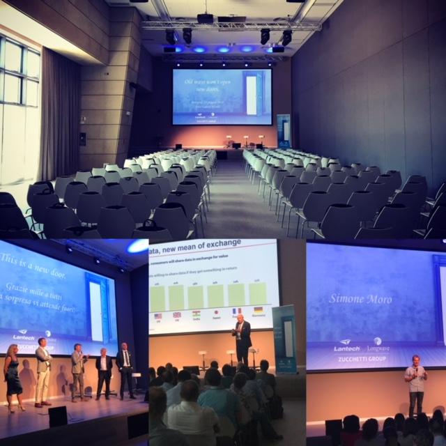 Old ways won't open new doors: la 1° Convention Lantech//Longwave