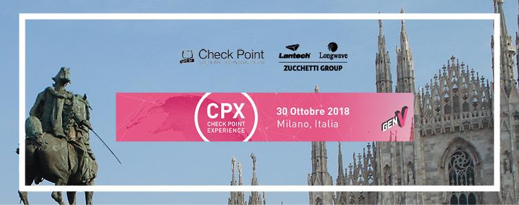 Check Point Experience 2018, contro le minacce di quinta generazione!