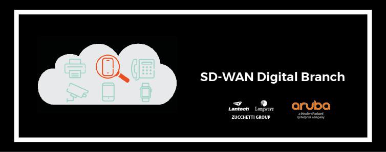 SD-WAN Digital Branch: servizi di cloud evoluti con elevata flessibilità di implementazione e protezione avanzata