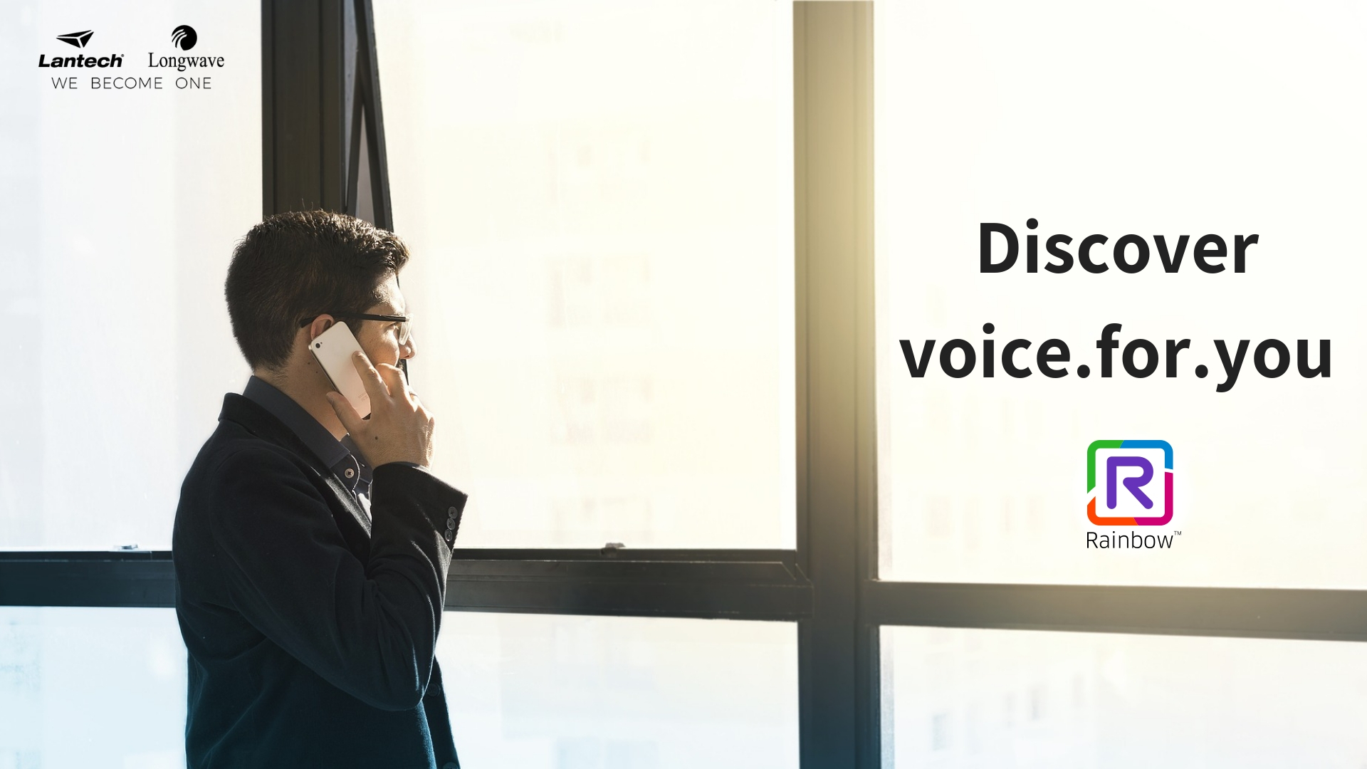 Discover voice.for.you!