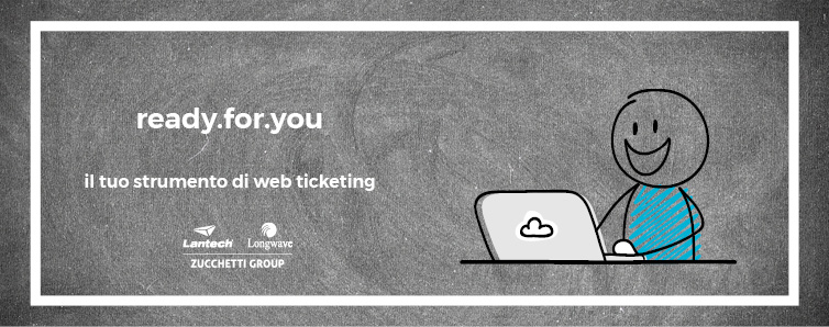 Ready.for.you – il tuo strumento di web ticketing