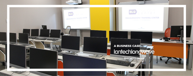 Lantech Longwave implementa il nuovo Training Center dell'Aeroporto di Bologna