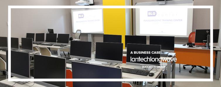 Lantech Longwave implementa il nuovo Training Center dell'Aeroporto di Bologna