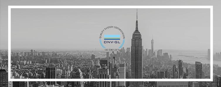 ISO 9001:2015: una certificazione di qualità per raggiungere i nostri obiettivi!
