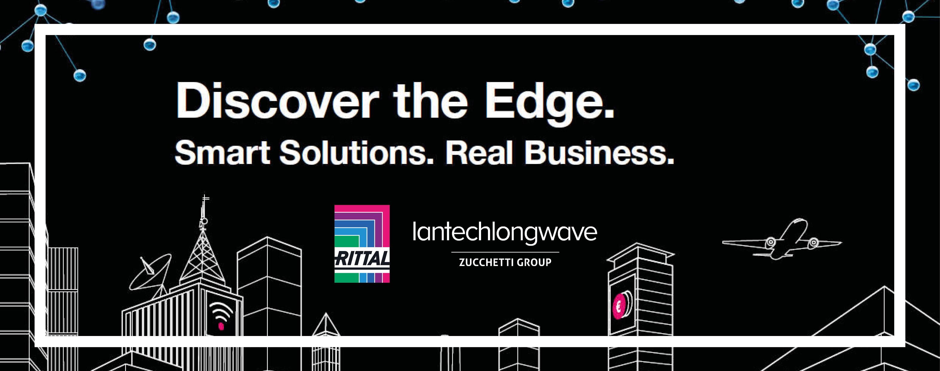 La rivoluzione edge: l'evento Lantech Longwave e Rittal in Modula S.p.A