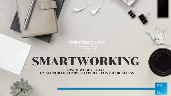 Cisco Webex Enterprise TRIAL: abilitiamo lo smart working durante l'emergenza COVID-19