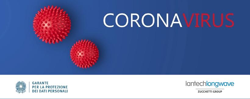 Coronavirus: la corretta gestione della Privacy