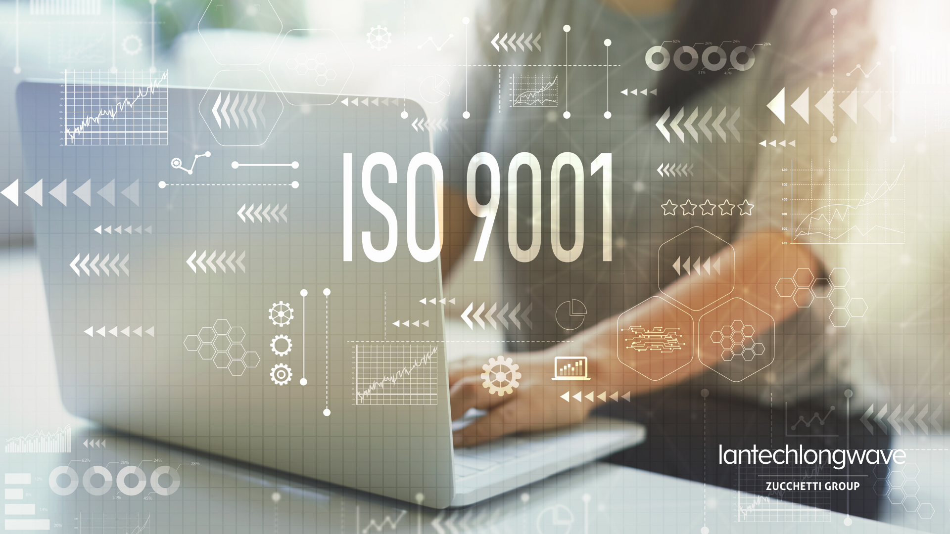UNI EN ISO 9001:2015 - Anche quest'anno Lantech Longwave si conferma un'azienda certificata e qualificata.