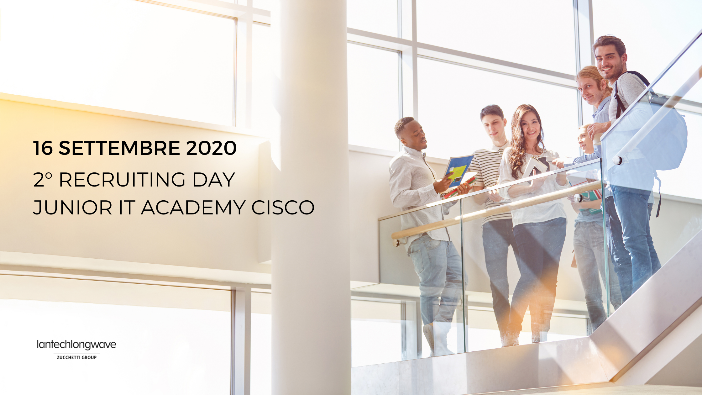 Junior IT Academy Cisco - Recruiting Day