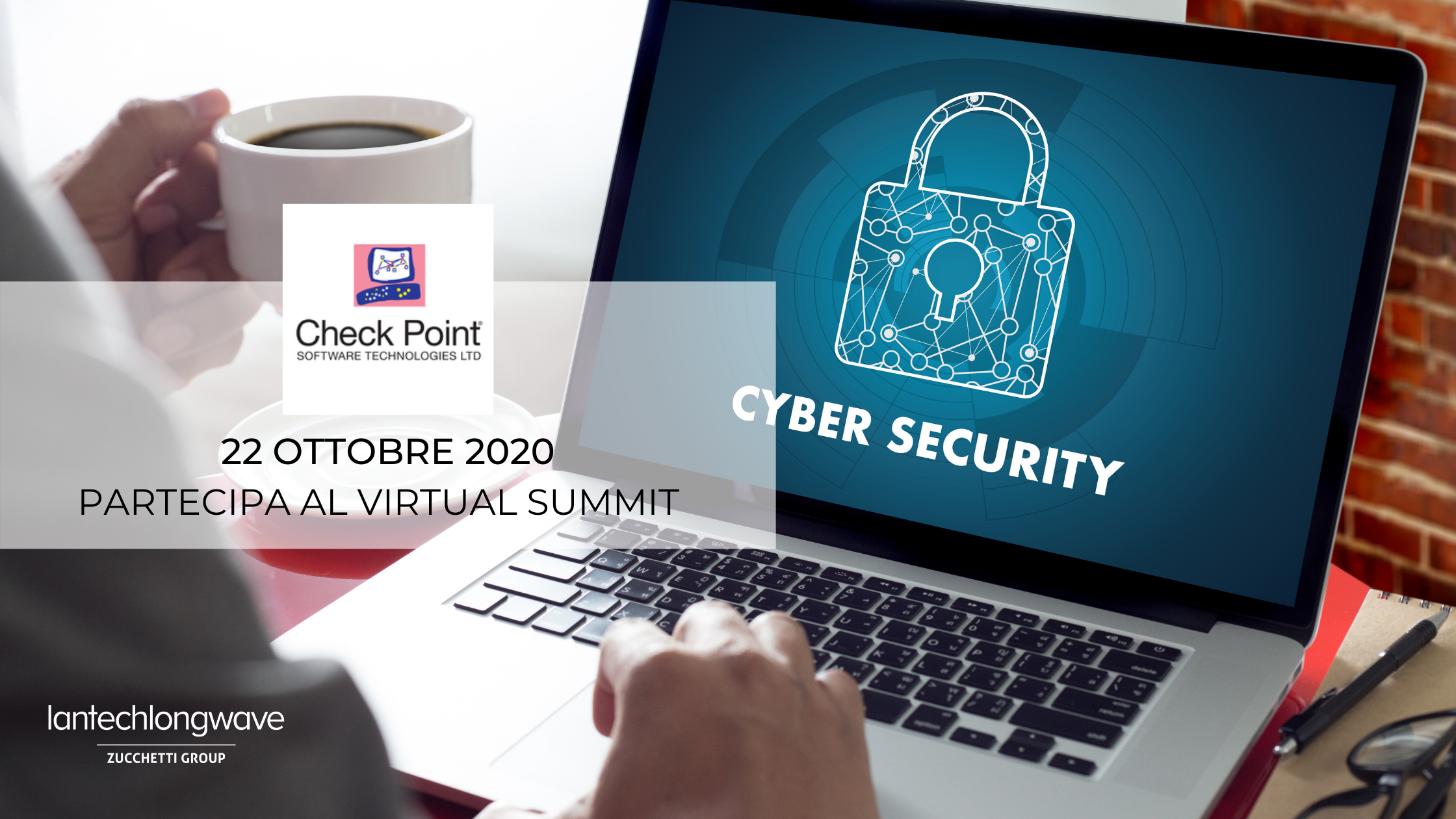 Cybersecurity Month: partecipa all'evento Check Point <SECURE>