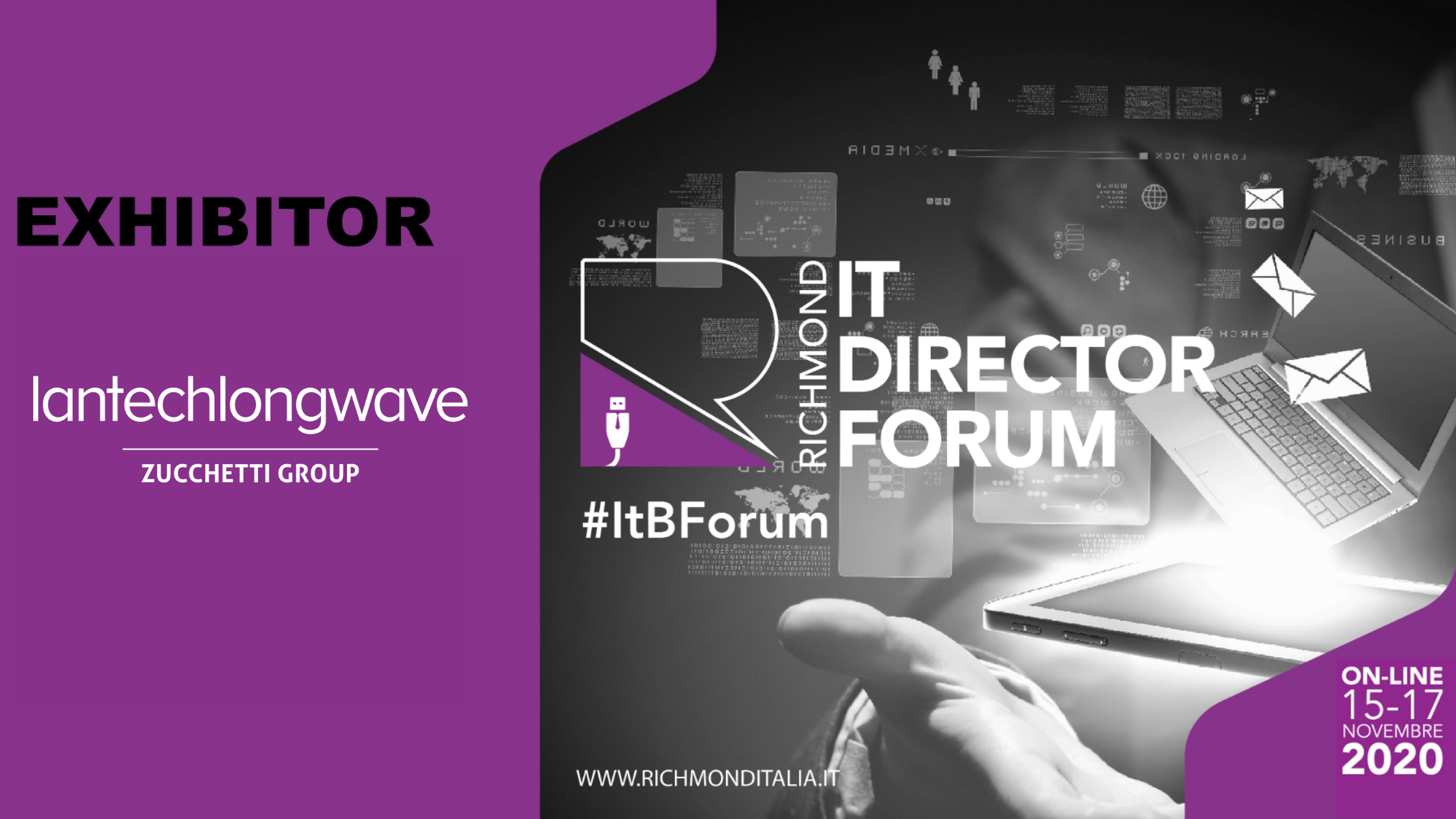 Richmond IT Director Forum Online 15 - 17 Novembre, 2020