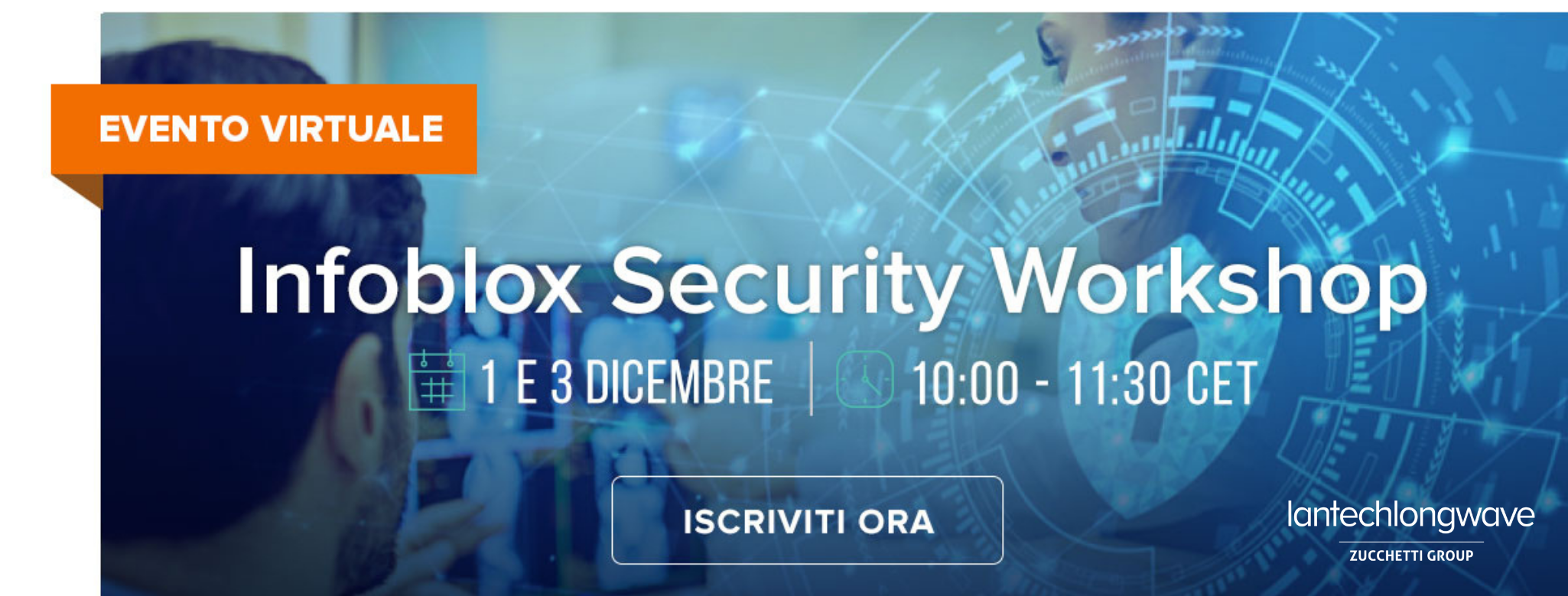 1 e 3 dicembre: Infoblox Security Workshop