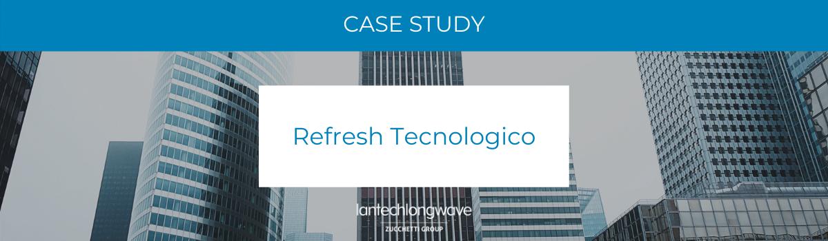 Un progetto di refresh tecnologico per un gruppo petrolifero
