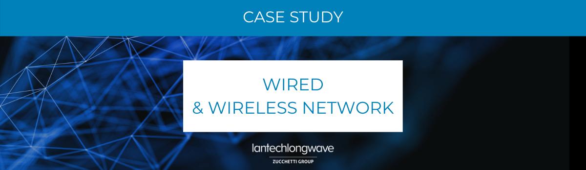 Wired & Wireless Network per una multinazionale svedese