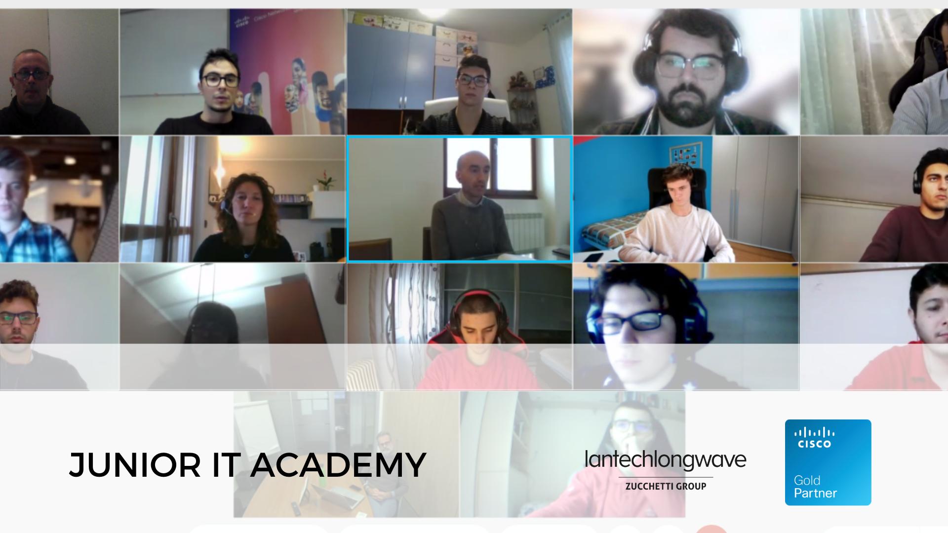 Junior IT Academy: dalla formazione all'inserimento!