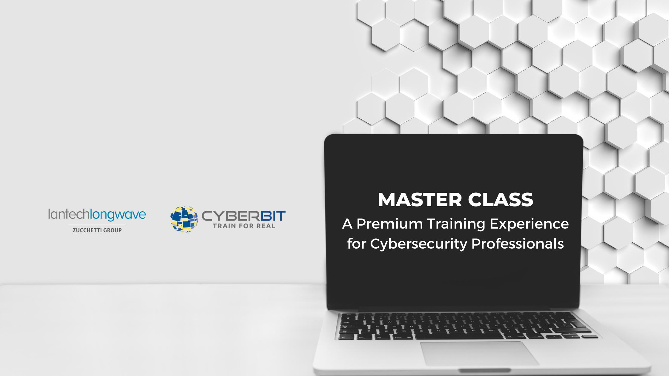 25 marzo: Cyberbit Master Class Second Edition