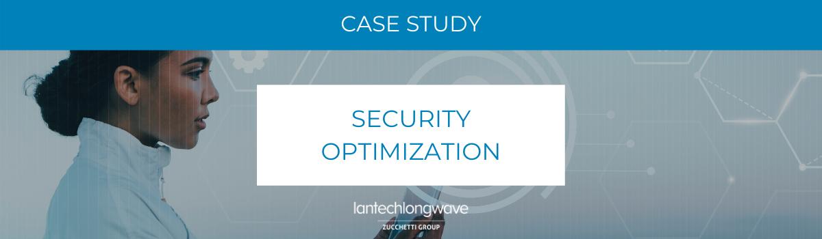 Security Optimization per una multinazionale italiana