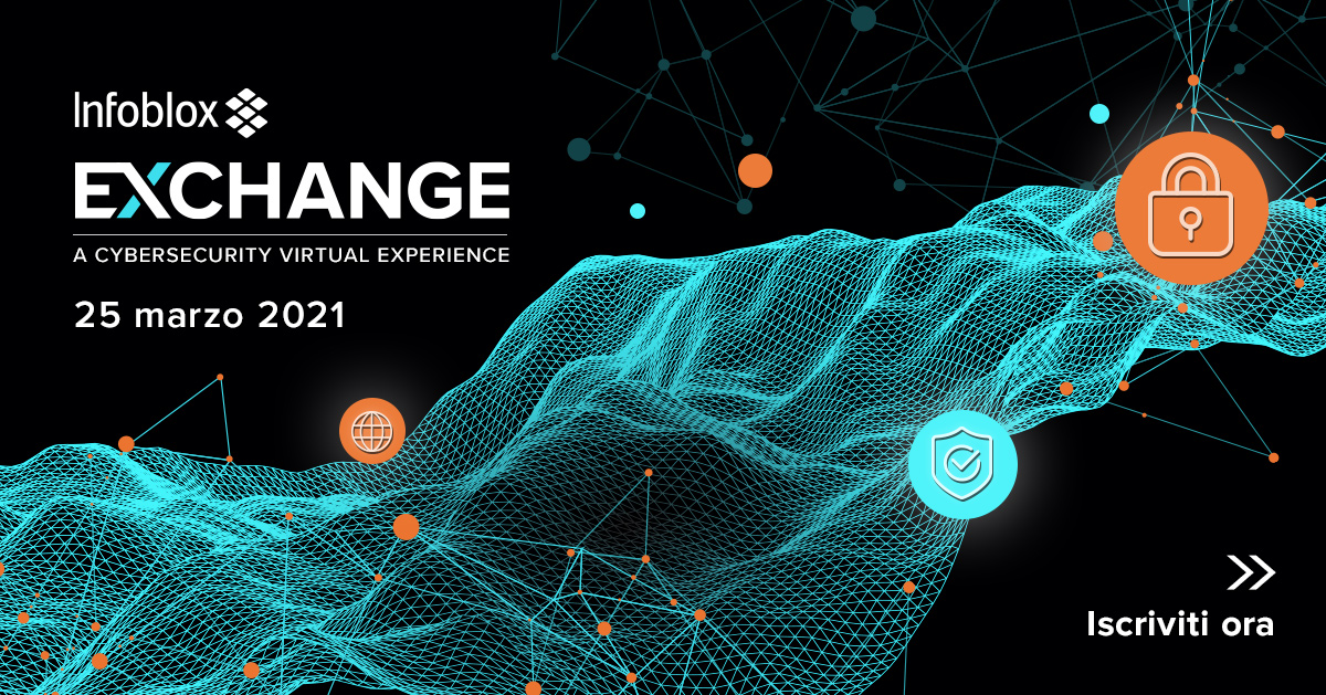 Infoblox Exchange: a cybersecurity virtual experience
