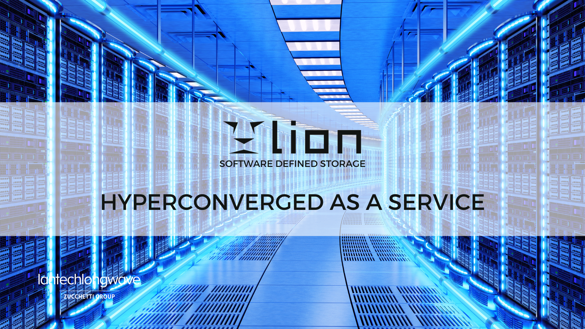 LION SDS: Hyperconverged as a Service