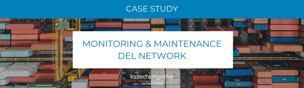 Logistica e trasporti: un progetto di Network Monitoring & Maintenance