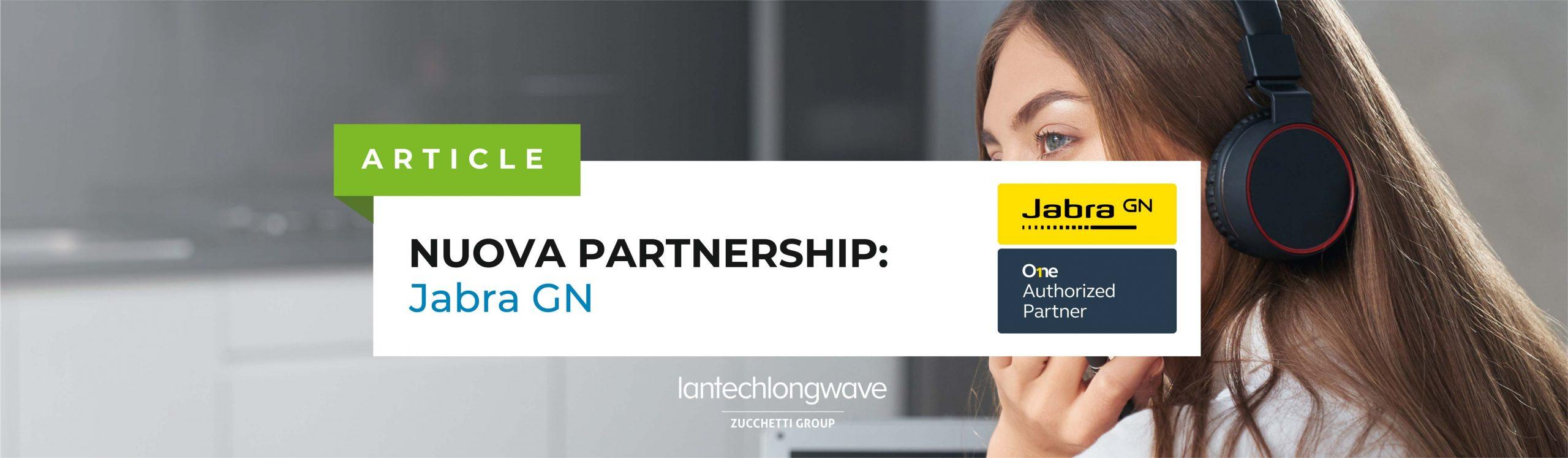 Siamo One Authorized Partner Jabra!
