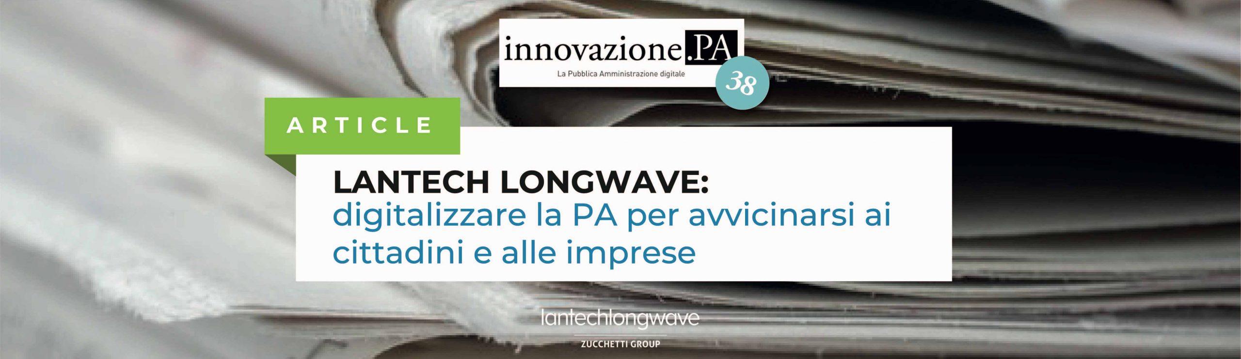 Next Generation EU e pubblica amministrazione digitale: ne parliamo su Innovazione.PA