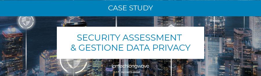 Security Assessment e Gestione Data Privacy per una multinazionale manifatturiera