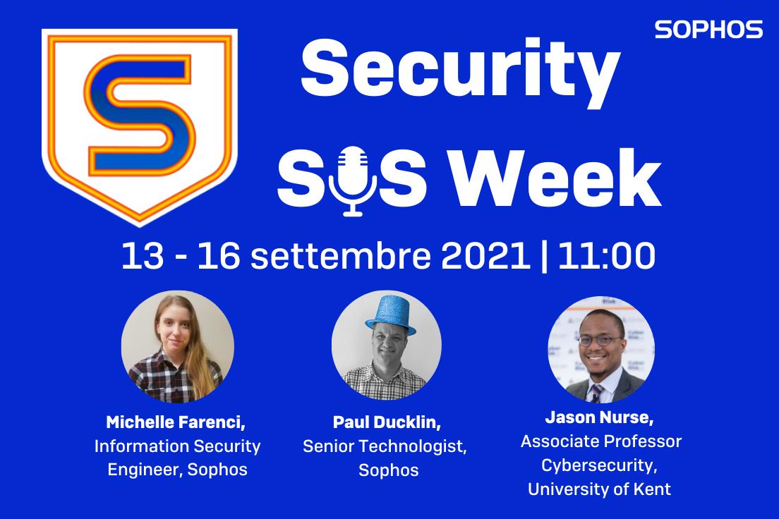Sophos SOS Week
